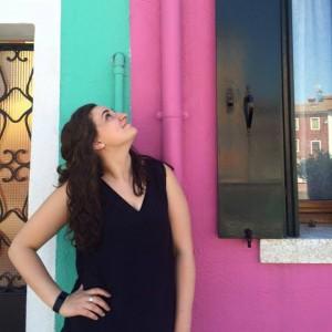 Laurel Marcus, blogger