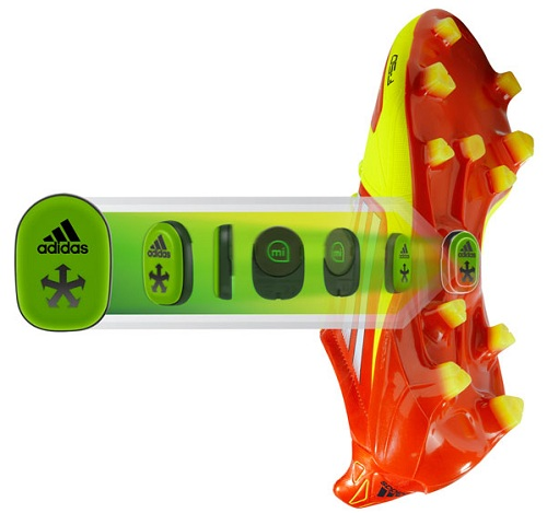 miCoach Chip and Soccer Cleat