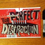 Netflix Envelopes: A Gallery of Art
