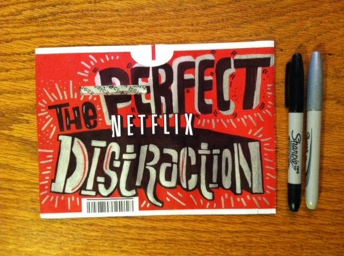 The Perfect Netflix Distraction