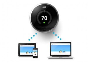 control nest thermostat from anywhere