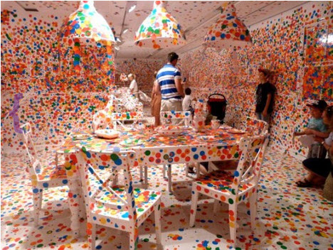 Obliteration Room Phase 4