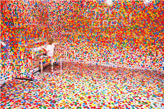 Obliteration Room Phase 5